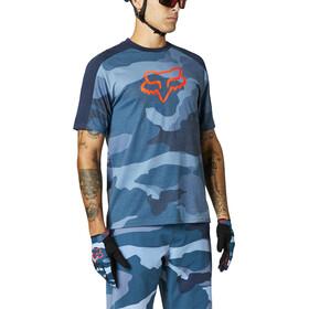 Fox Ranger Dri-Release Foxhead SS Jersey Men, azul